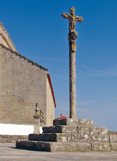 Azurara Parish Stone Cross